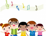 Children Choir Sing